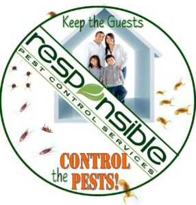keep te guests CONTROL the pests