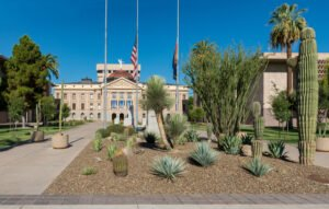 scorpion pest control - landscaping Phoenix AZ
