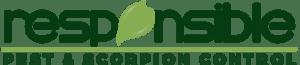 Responsible Pest Control logo.