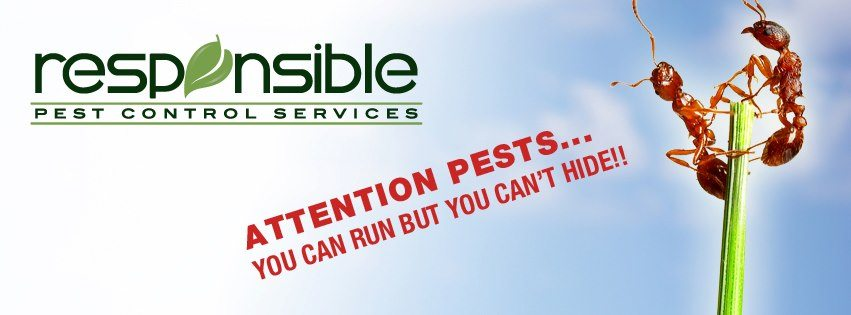 responsible pest control FACEBOOK logo